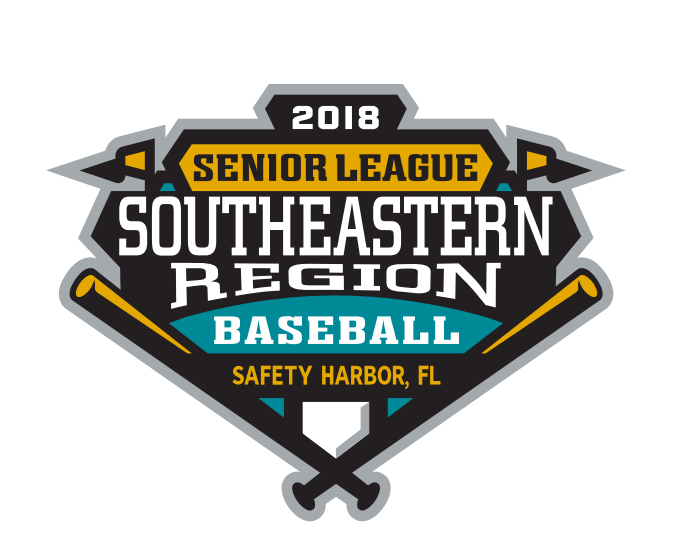 Senior Baseball Southeast Region Logo